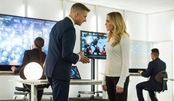 Legends of Tomorrow - Aruba-Con television review