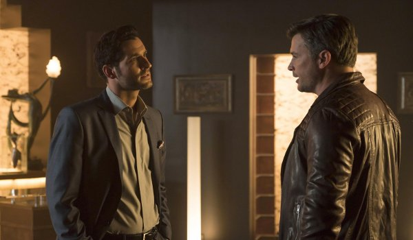 Lucifer - The One with the Baby Carrot TV review