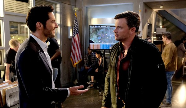 Lucifer - They're Back, Aren't They? TV review