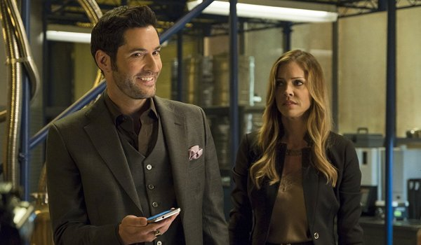 Lucifer - Welcome Back, Charlotte Richards television review