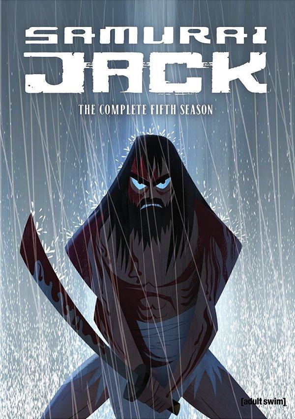 Samurai Jack - Season 5 DVD review