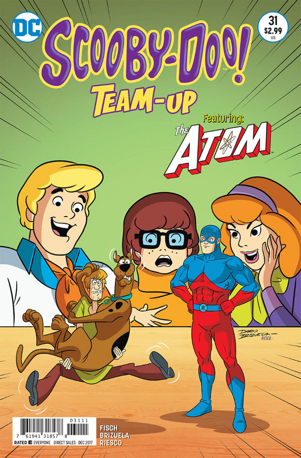 Scooby-Doo Team-Up #31 comic review
