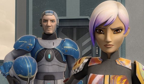 Star Wars Rebels - Heroes of Mandalore TV review