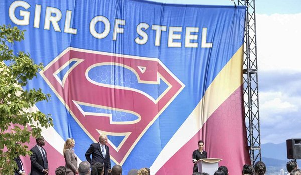 Supergirl - Girl of Steel television review