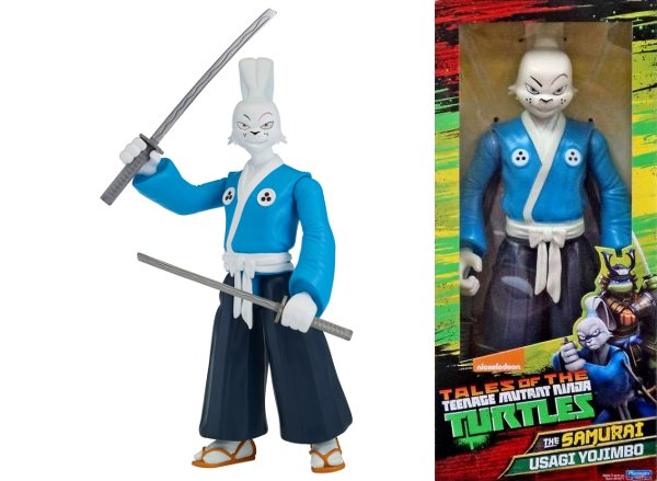 Tales of TMNT: The Samurai Usagi Yojimbo
