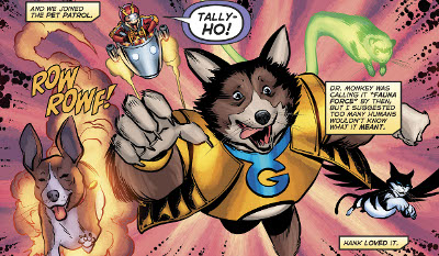Astro City #48 comic review