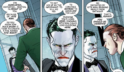 Batman #32 comic review