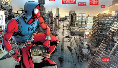 Ben Reilly: Scarlet Spider #8 comic review