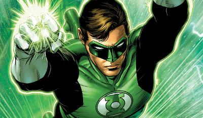 Hal Jordan and the Green Lantern Corps #30 comic review