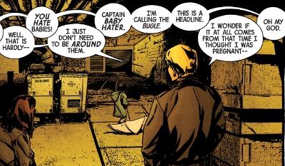 Jessica Jones #13 comic review