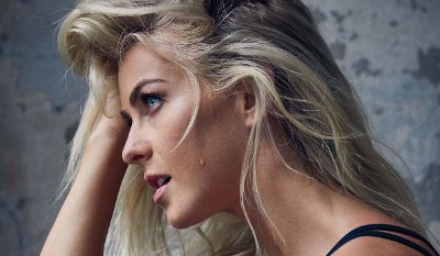 Julianne Hough – Health (November 2017)