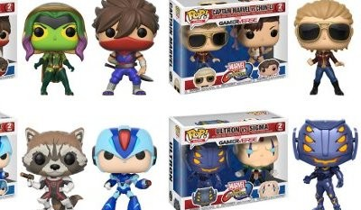 Marvel vs. Capcom: Infinite Pop! 2- Packs!