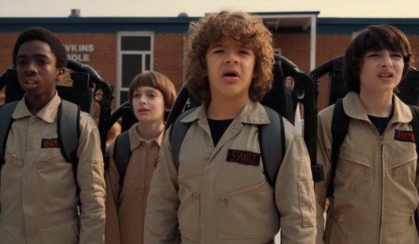 Stranger Things – Chapter Two: Trick or Treat, Freak television review