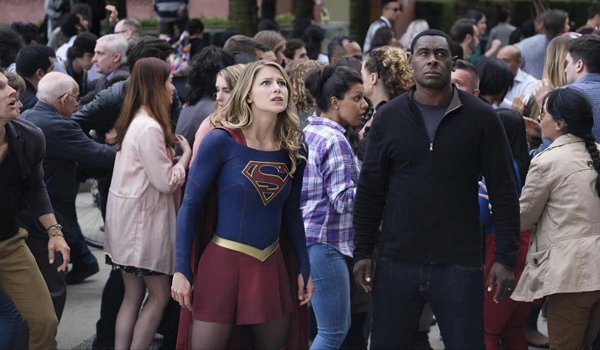 Supergirl – Girl of Steel television review