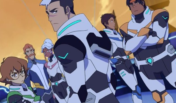 Voltron - Code of Honor television review