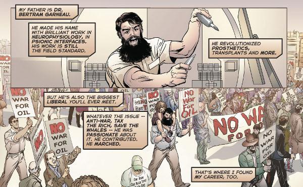 Astro City #49 comic review