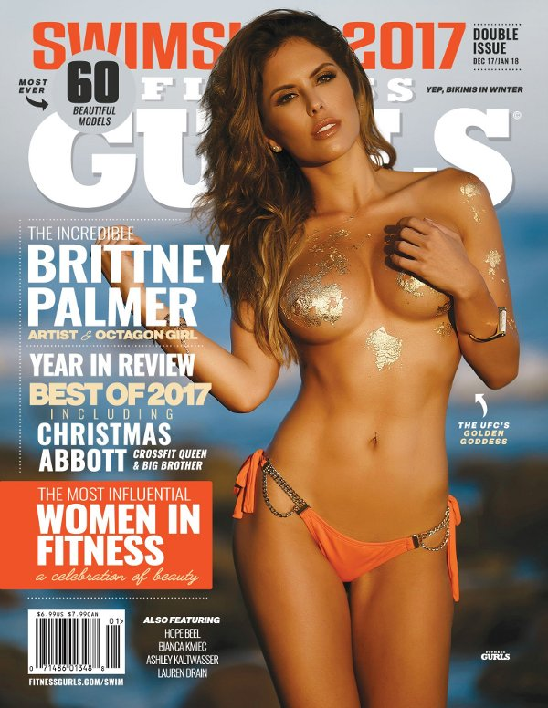 Brittney Palmer - Fitness Girls (2017 Swimsuit Issue)