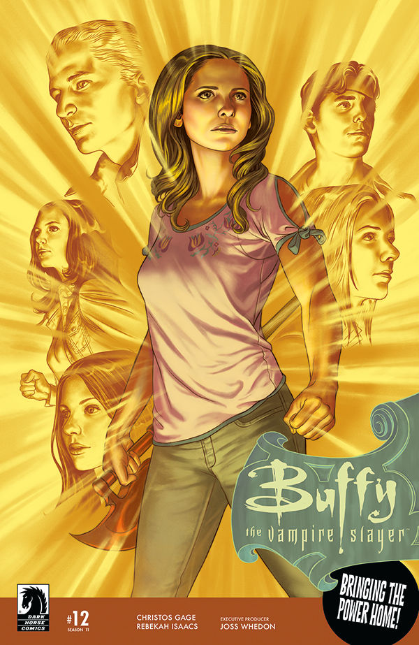 Buffy the Vampire Slayer Season Eleven #12 comics