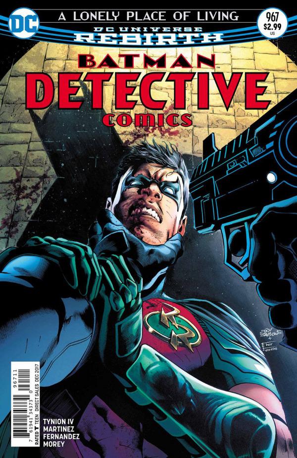 Detective Comics #967 comic review