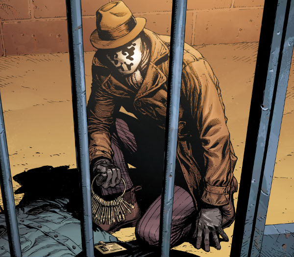 Doomsday Clock #1 comic review