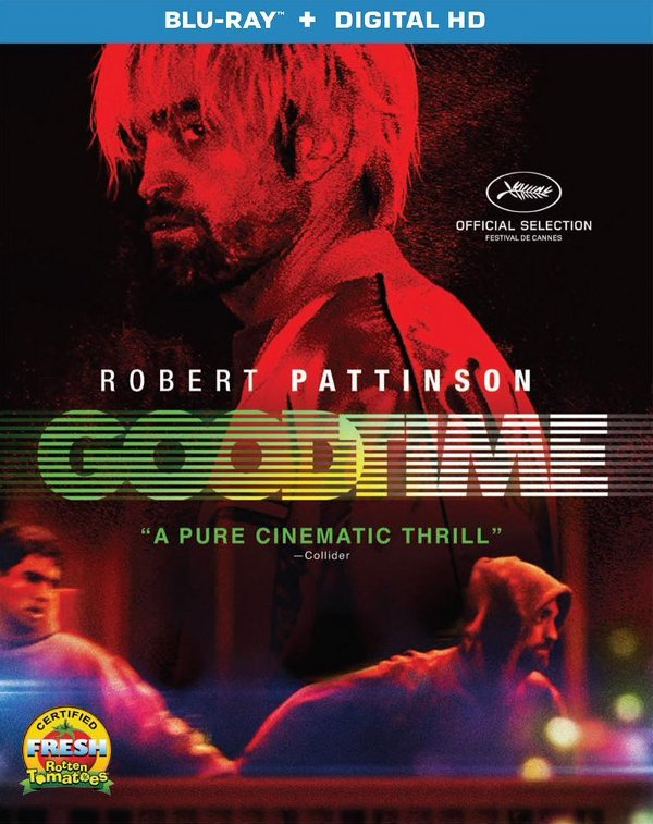 Good Time Blu-ray review