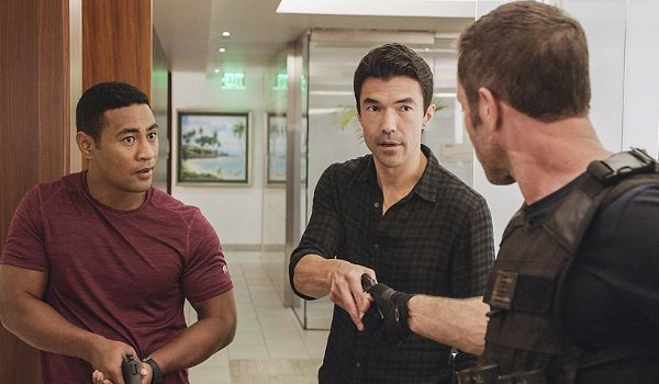 Hawaii Five-0 - Kau ka 'ōnohi ali'i i luna TV review