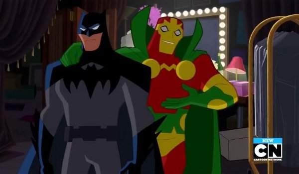 Justice League Action - It'll Take a Miracle TV review