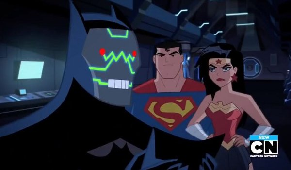 Justice League Action - System Error TV review