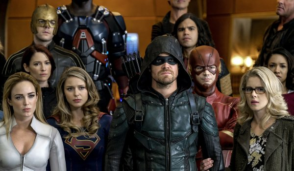 Legends of Tomorrow - Crisis on Earth-X, Part 4 TV review