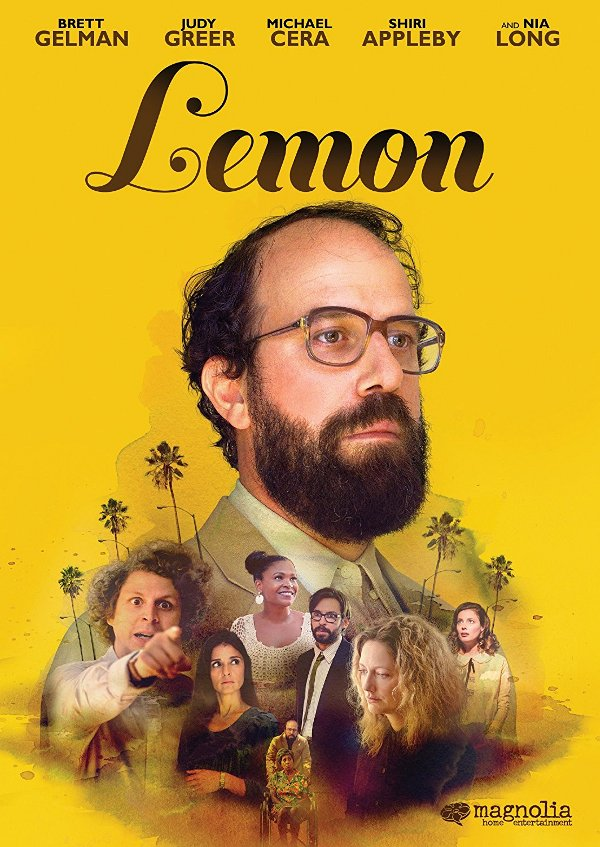 Lemon DVD review