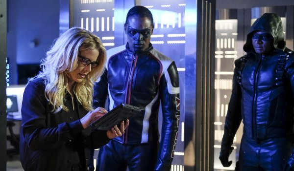 Arrow – Reversal television review