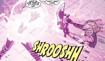 Buffy the Vampire Slayer Season Eleven #12 comic review