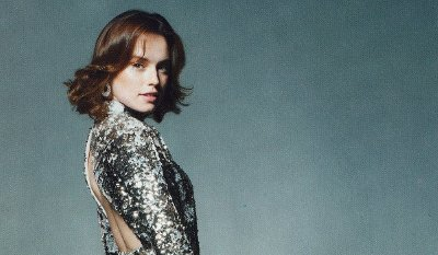 Daisy Ridley – Elle UK (December 2017)