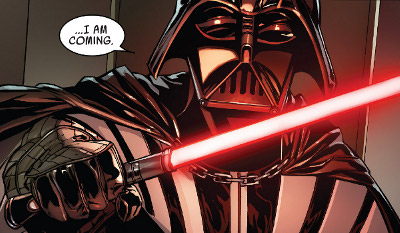 Darth Vader #8 comic review