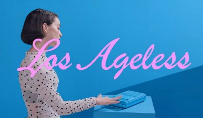 St. Vincent – Los Ageless music video