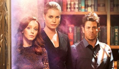 The Librarians – The Complete Third Season DVD review