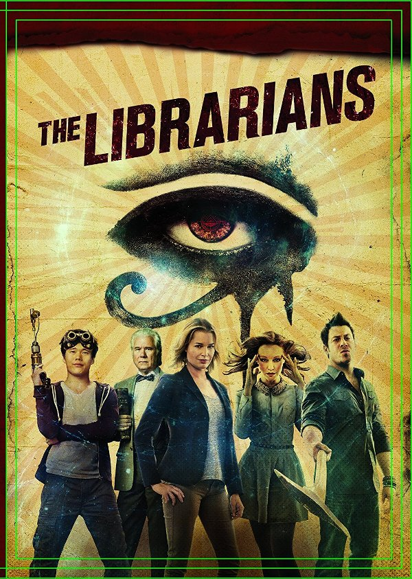 The Librarians - The Complete Third Season DVD review