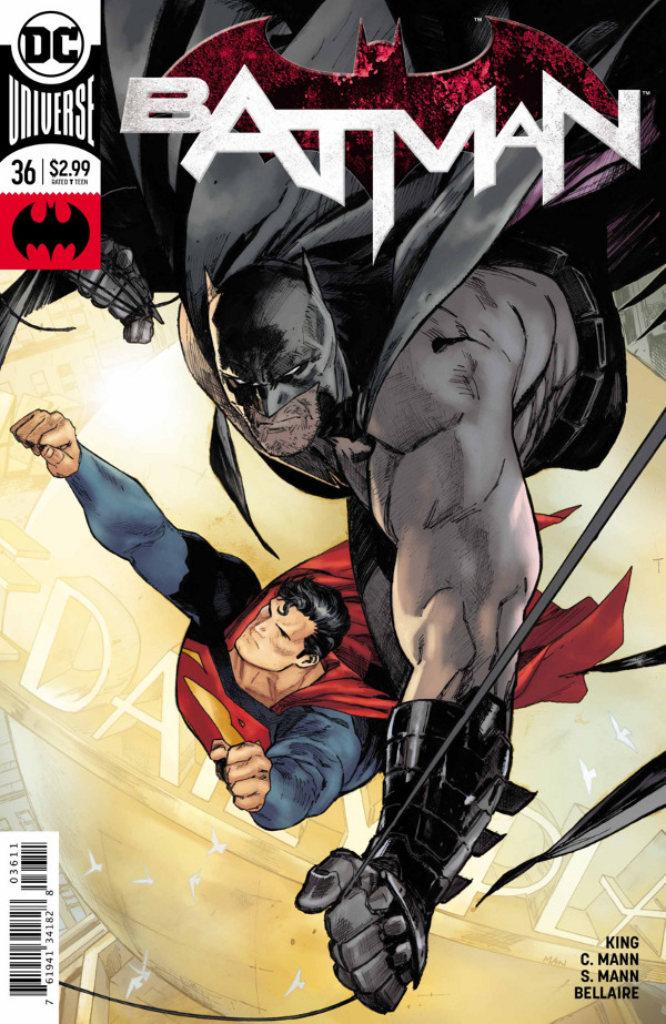 Batman #36 comic review