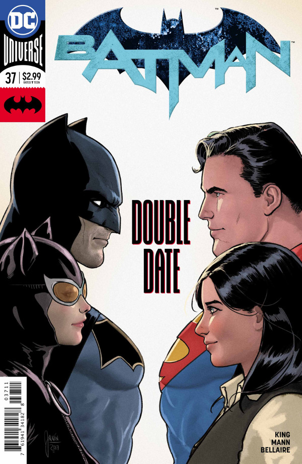 Batman #37 comic review
