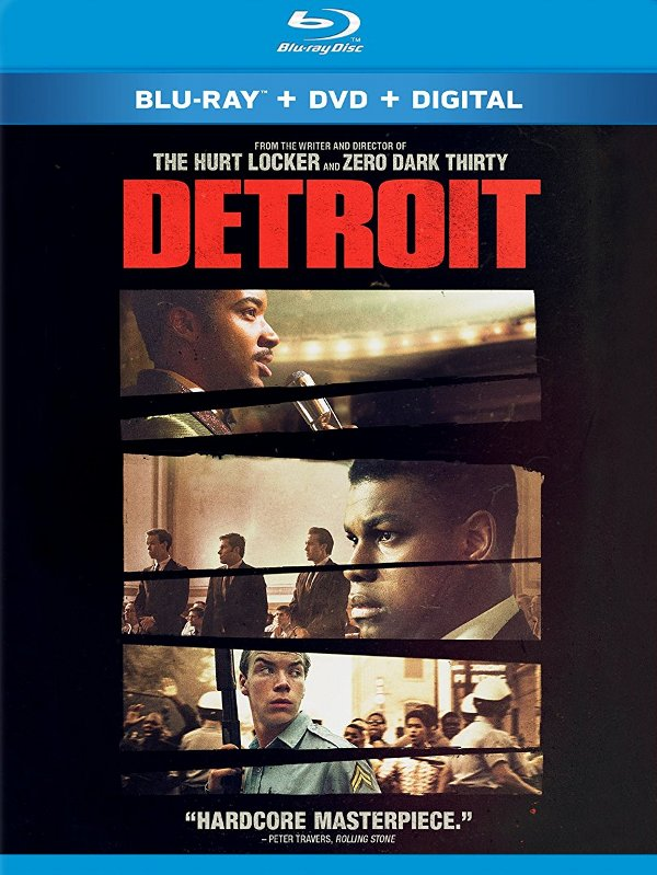 Detroit Blu-ray review