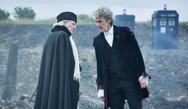 Doctor Who - Twice Upon a Time TV review