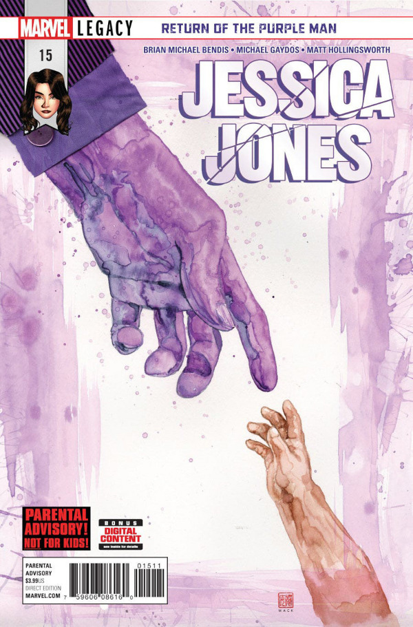 Jessica Jones #15 comic review
