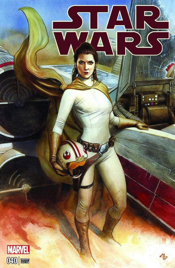 Star Wars #40 comic review