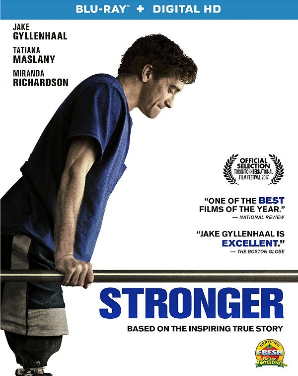 Stronger Blu-ray review