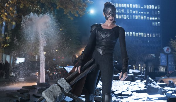 Supergirl - Reign television review