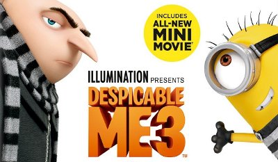 Despicable Me 3 Blu-ray review