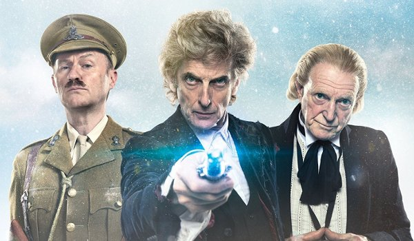 Doctor Who – Twice Upon a Time television review