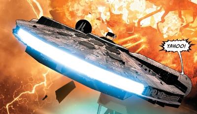 Star Wars #40 comic review