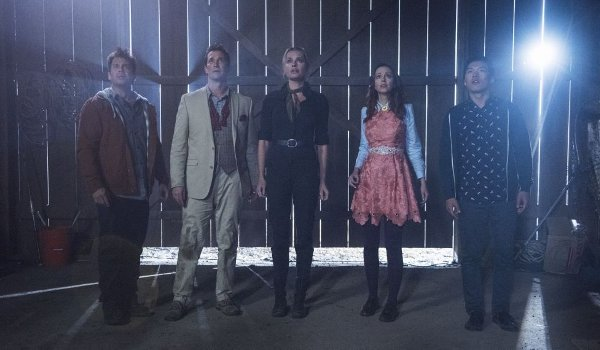 The Librarians - The Dark Secret / The Steal of Fortune TV review
