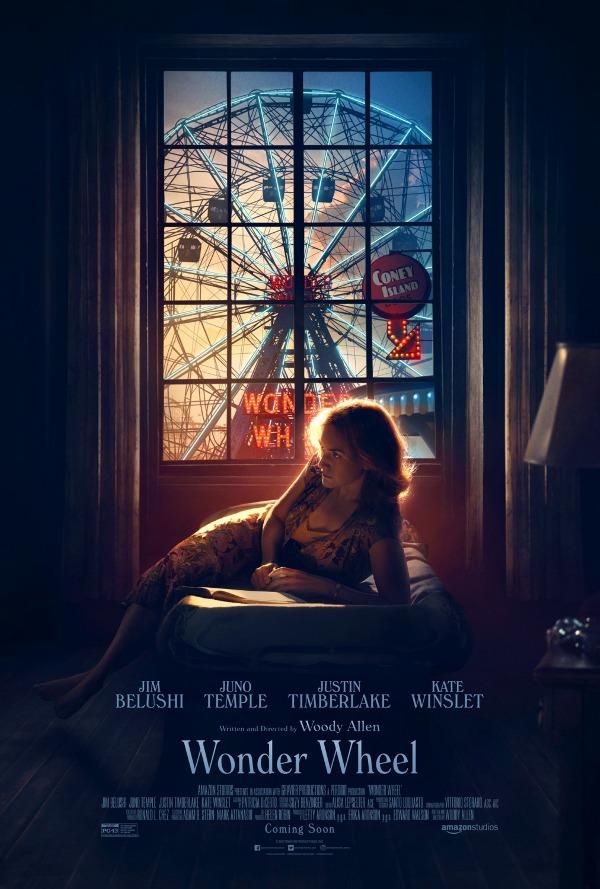 Wonder Wheel movie review
